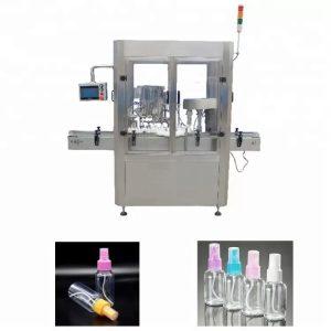 Električna mašina za punjenje parfema 220V 3,8kw
