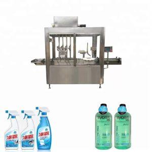 304 Mašina za punjenje i zatvaranje plastičnih boca od nehrđajućeg čelika