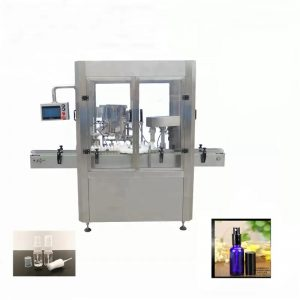 Mašina za punjenje boca sa raspršivačem od aluminija