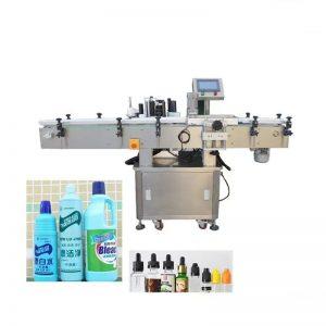 Automatska mašina za etiketiranje boca sa tekućinom za dezinfekciju