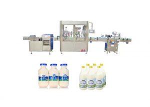 Automatska mašina za punjenje i kapanje tekućine za 250ml 500ml