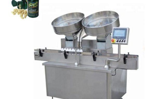 Automatska mašina za punjenje tableta od kapsula od nehrđajućeg čelika