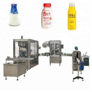 Dostupan je PLC upravljački sistem stroja za zatvaranje boca