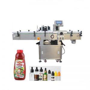 PLC kontrola mašine za etiketiranje boca