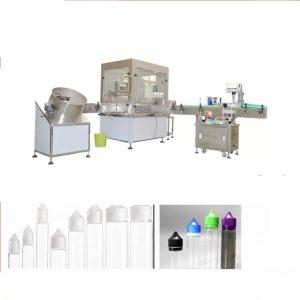 Elektronska mašina za punjenje tečnosti sa Siemens sučeljem ekrana osetljivog na dodir