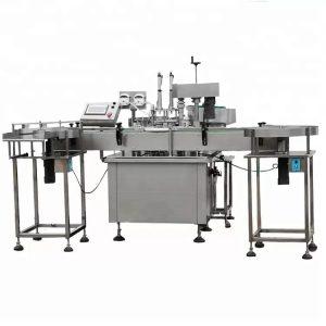 Potpuna automatska mašina za punjenje parfema s peristaltičkom pumpicom