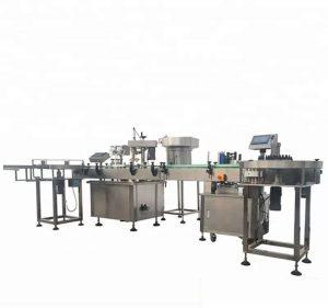 Mašina za automatsko punjenje i zatvaranje boca velikog kapaciteta