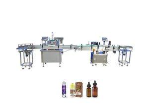 Mašina za punjenje flaše ulja velike gustoće