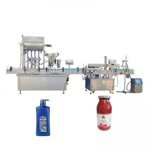 Mašina za punjenje meda velike brzine koja se koristi u farmaceutskim proizvodima