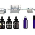 Mašina za punjenje medicinskog esencijalnog ulja s upravljačkom pločom sa zaslonom na dodir