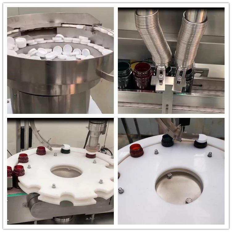 NP-SL60 dvostruke glave brojanje tableta punjenje kapsula za punjenje strojeva