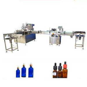 PLC mašina za punjenje esencijalnih ulja za kontrolu boca