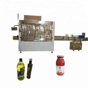 PLC upravljačka mašina za punjenje i zatvaranje PET boca