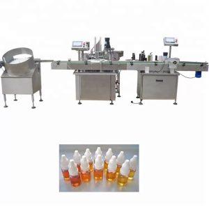Peristaltička mašina za punjenje esencijalnih ulja pumpe