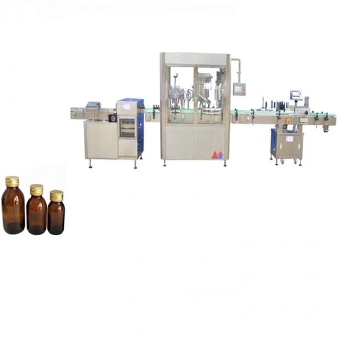 Automatska mašina za punjenje klipnih pumpi