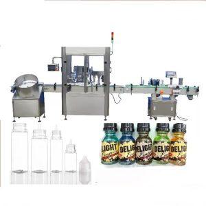 Mašina za punjenje boca sa kapaljkama servo motora