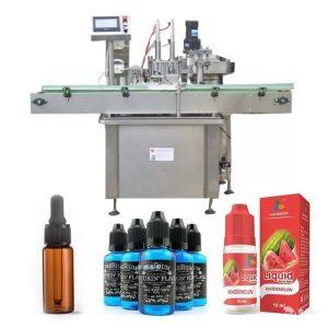 Mašina za punjenje boca ulja Siemens PLC Control