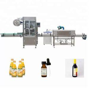 Mašina za etiketiranje boca sa skupljanjem rukava