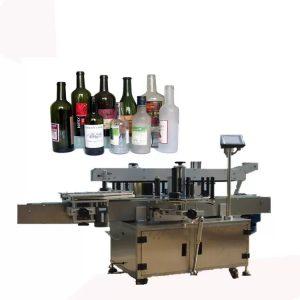 Mašina za etiketiranje prednjeg i stražnjeg kvadratnog boca