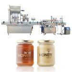 Automatska mašina za punjenje tekućina u inoxu koja se koristi u farmaceutskoj / kozmetičkoj industriji
