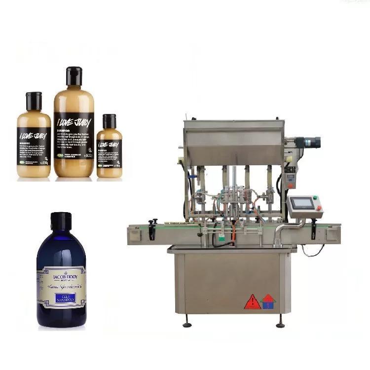 Mašina za punjenje boca sa staklenim motorom
