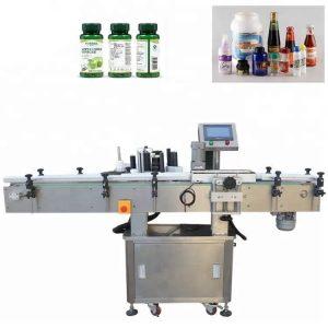 Vertikalna mašina za etiketiranje bočica od nehrđajućeg čelika